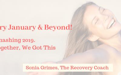 Dry January & Beyond! Smashing 2019