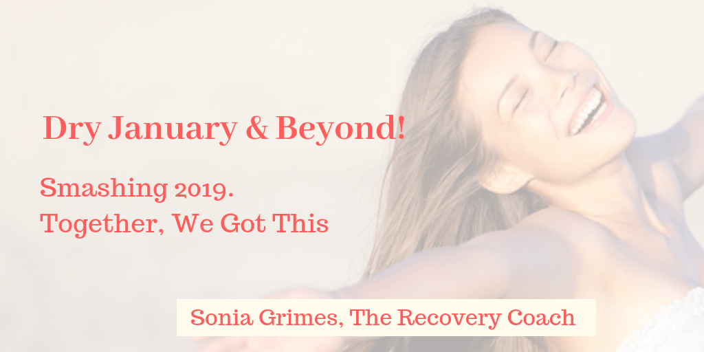 Dry January & Beyond! Smashing 2019